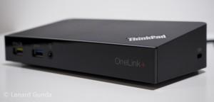 OneLink+ dock