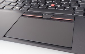 ThinkPad X1 Yoga touchpad and trackpoint